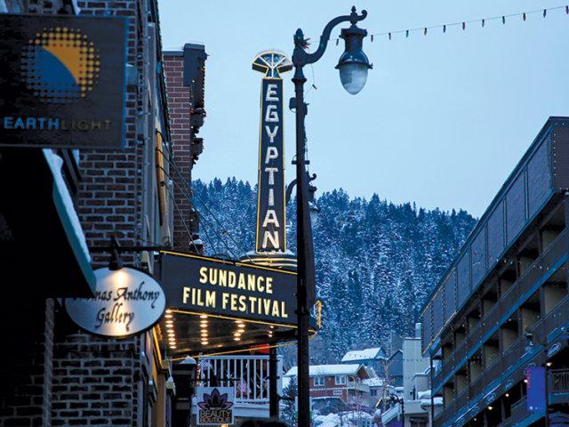 2018 Sundance Film Festival - Egyptian Theatre, Park City, USA - 22 Jan 2018