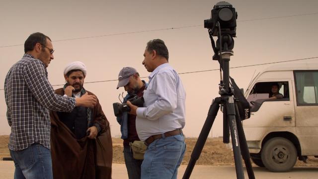 Majed Neisi Film scene